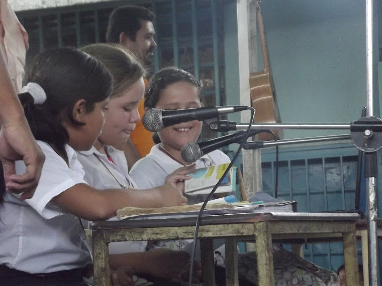 DESDE LA ESCUELA BOLIVARIANA ROMULO BETANCOURT