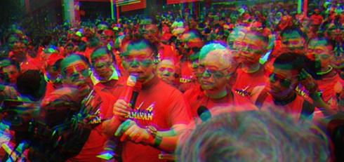 Perhimpunan Rakyat Bersatu: Jangan macam tahi ayam