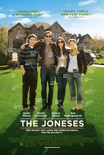 Watch The Joneses (2009) movie free online