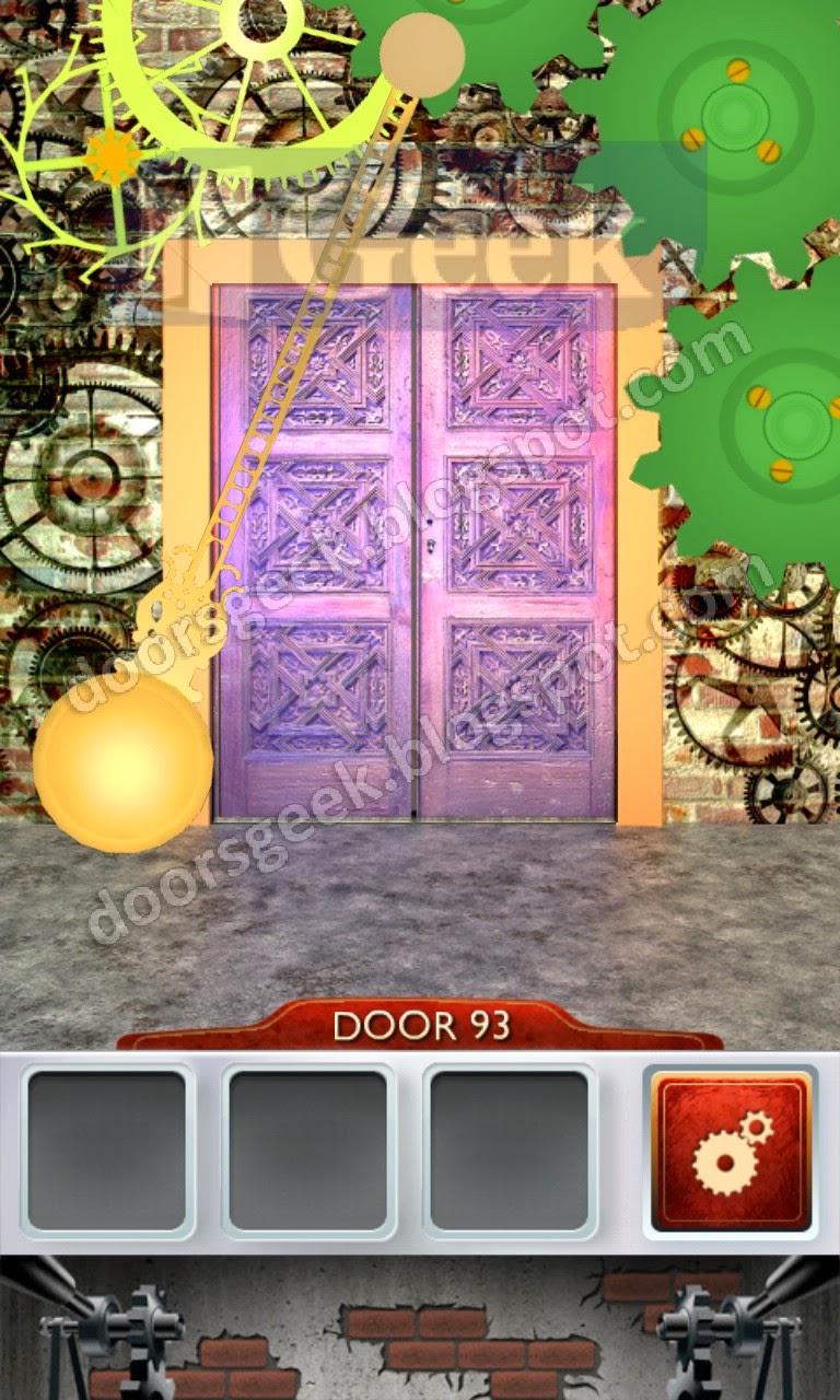 100 doors 2 level 93 doors geek for 100 doors 2 door 8
