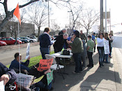 12.10.11 Redding Post Office Protest