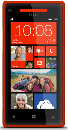 HTC 8X for Verizon
