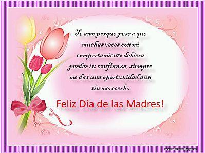 Banco de Imagenes y fotos gratis Dia de la Madre Tarjetas con