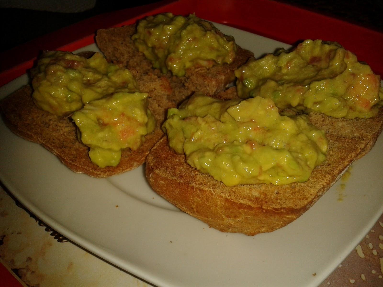 Cocina y viaje con carmen guacamole con langostinos - Cocina con carmen ...