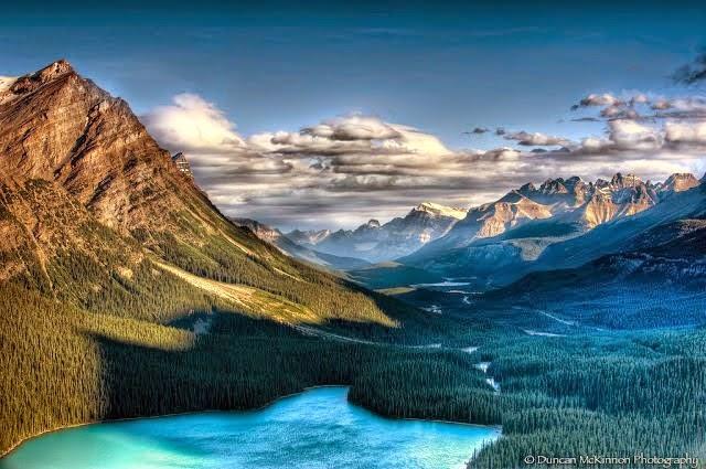 Kanada (Negara dengan Berjuta Danau)