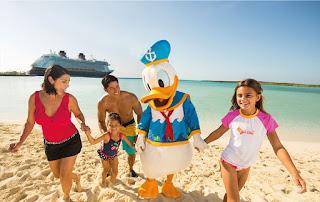 """Promoção """"BandNews FM e Disney Cruise Line levam ouvintes para um Cruzeiro nos EUA"""""""