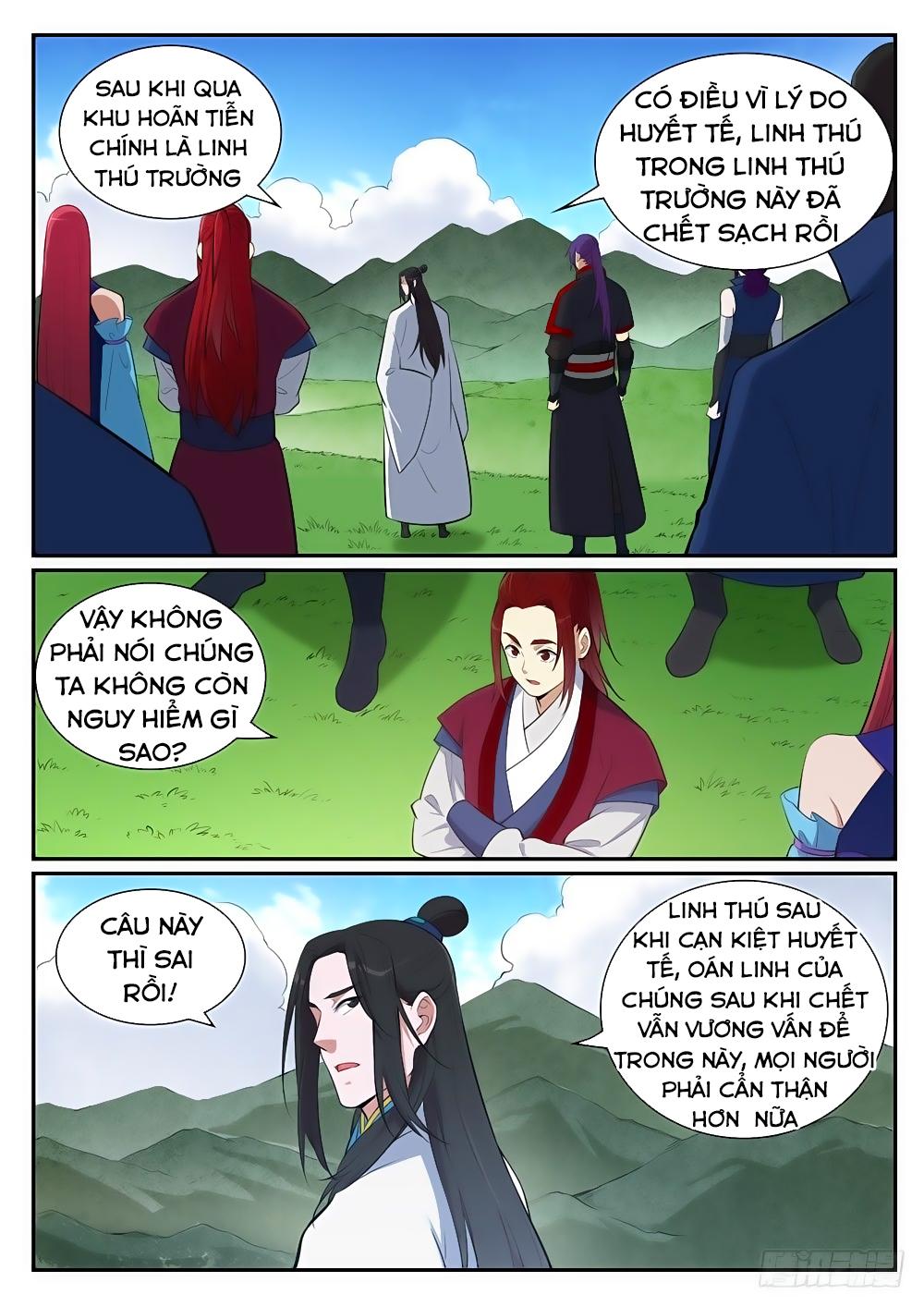 Bách Luyện Thành Thần Chap 402 Trang 14