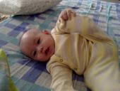 Ariana - 4 months