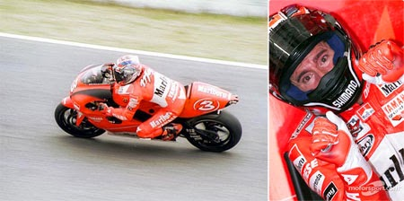 Max Biaggi GP 500