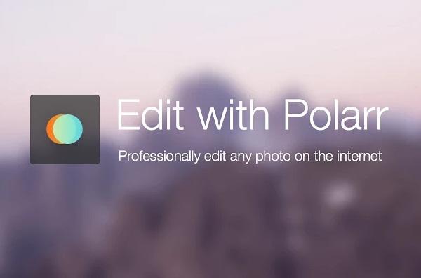 Edit Foto Dengan Editor Polarr di Mozilla Firefox dan Chrome
