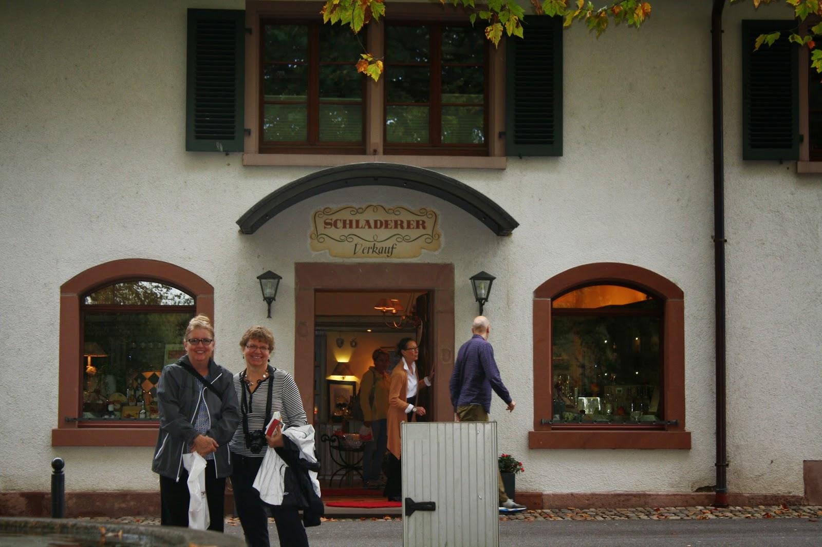 schnapps tasting Staufen Germany