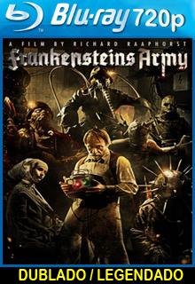 Assistir O Exército de Frankenstein Dublado