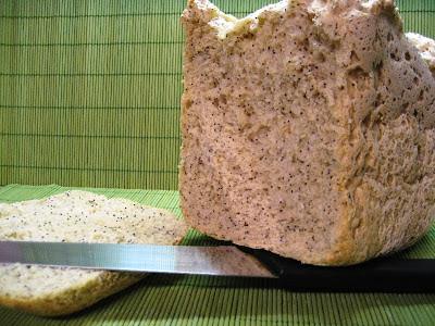 Pão de Sementes de Papoila