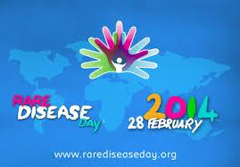 28 de Febrero de 2014 - Día Mundial de las Enfermedades Raras.
