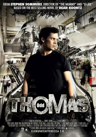 tlq6 Odd Thomas   BRRip AVI + RMVB Legendado