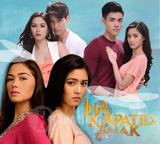 Kantar Media (November 13-14) TV Ratings: Ina Kapatid Anak Hits Highest Rating of 35.3%