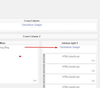 Cara Membuat Menu Tab View Tanpa Edit HTML Terbaru di Blogger