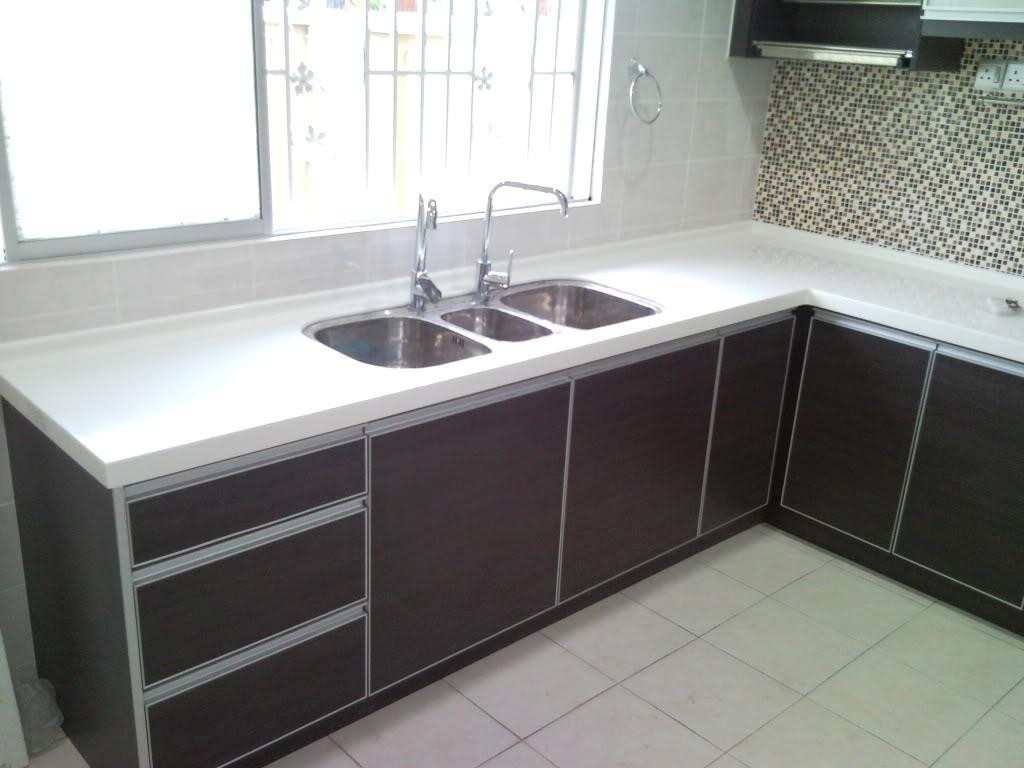 ... salah satu cara untuk memanjangkan jangka hayat kabinet dapur anda