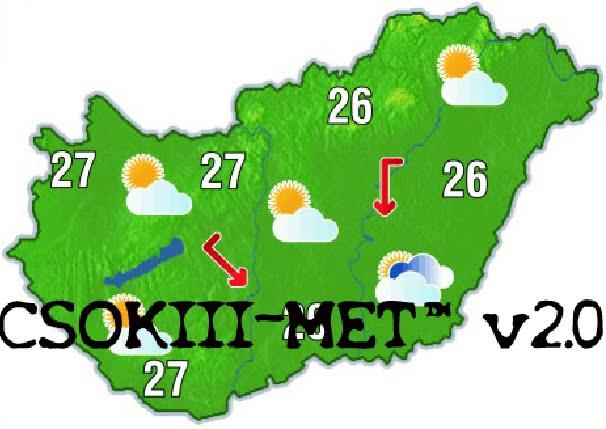 Meteorológia v2.0™