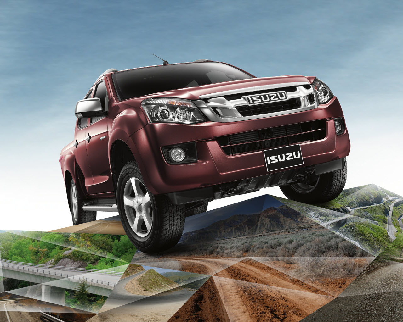 New Isuzu D-Max pick-up will be introduced in June 2012