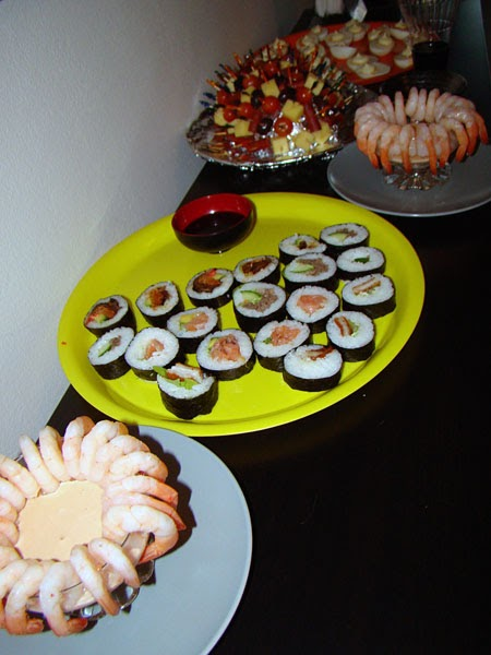Kitty Bee 123 80s Party Food