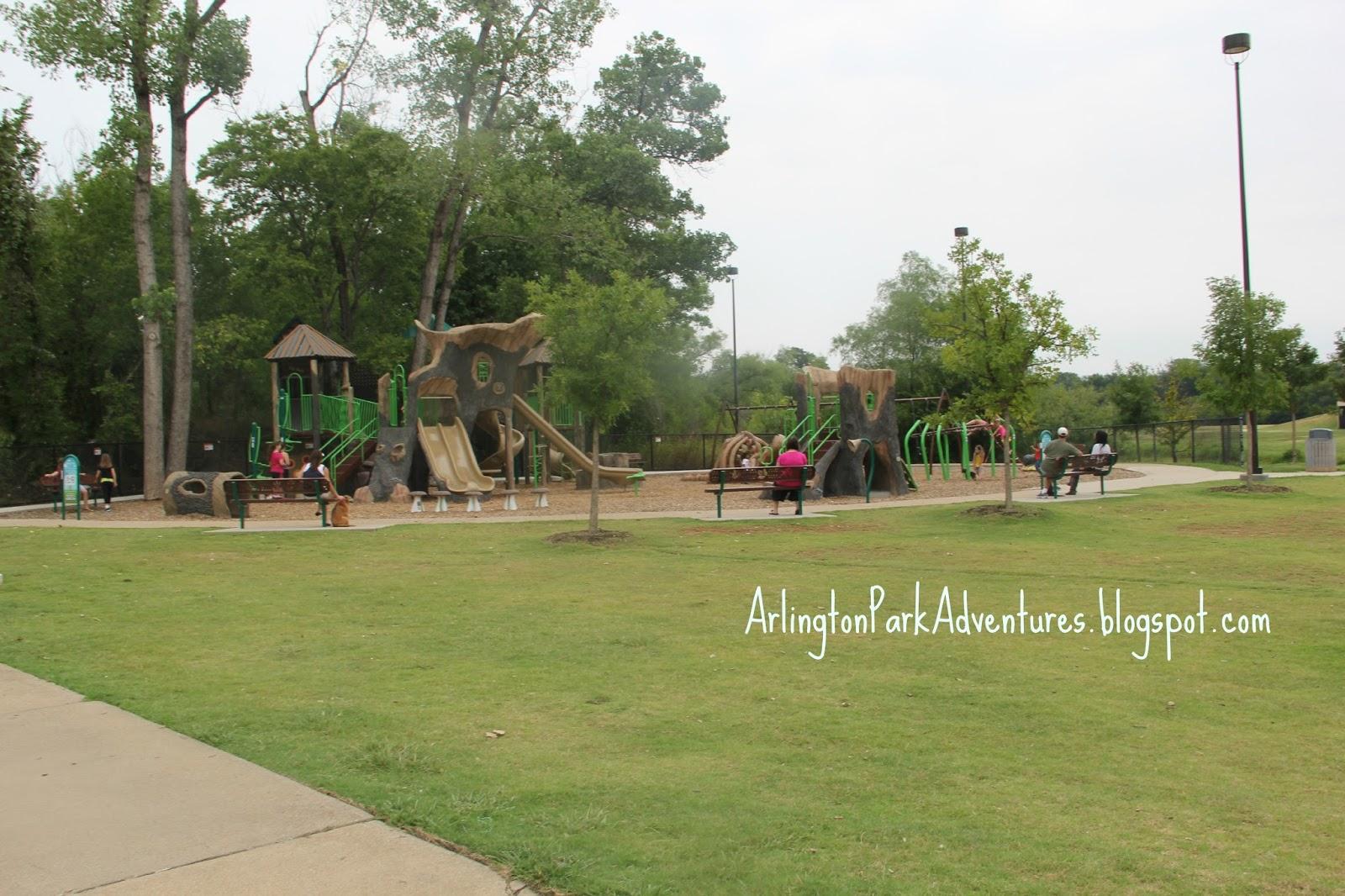 Arlington Park Adventures River Legacy Park