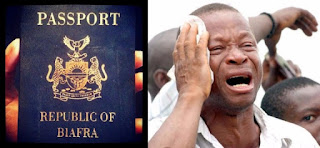 US and UK: We don't recognise BIAFRAN passport