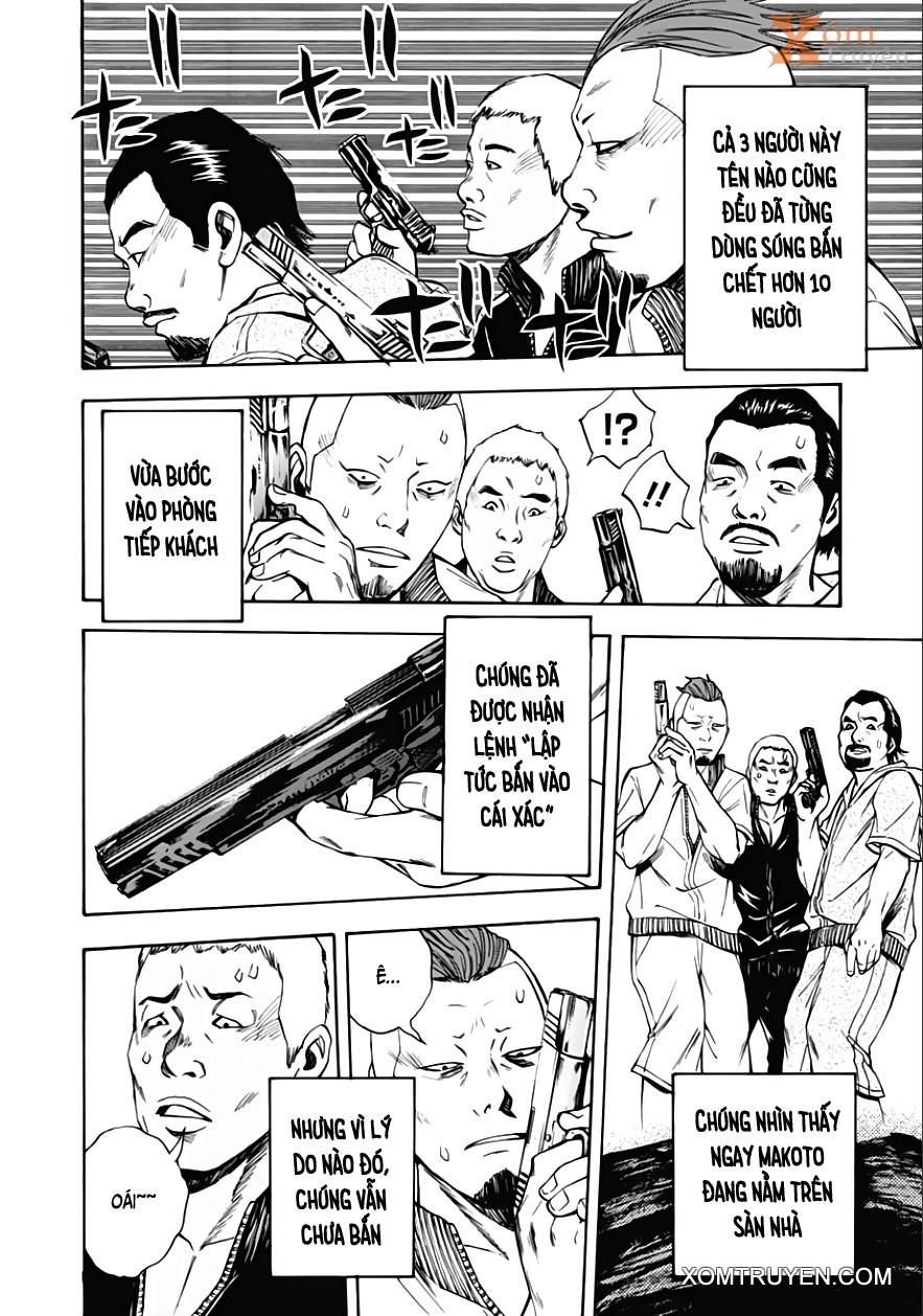 Kamisama Kisama wo Koroshitai Chap 29 - Trang 26