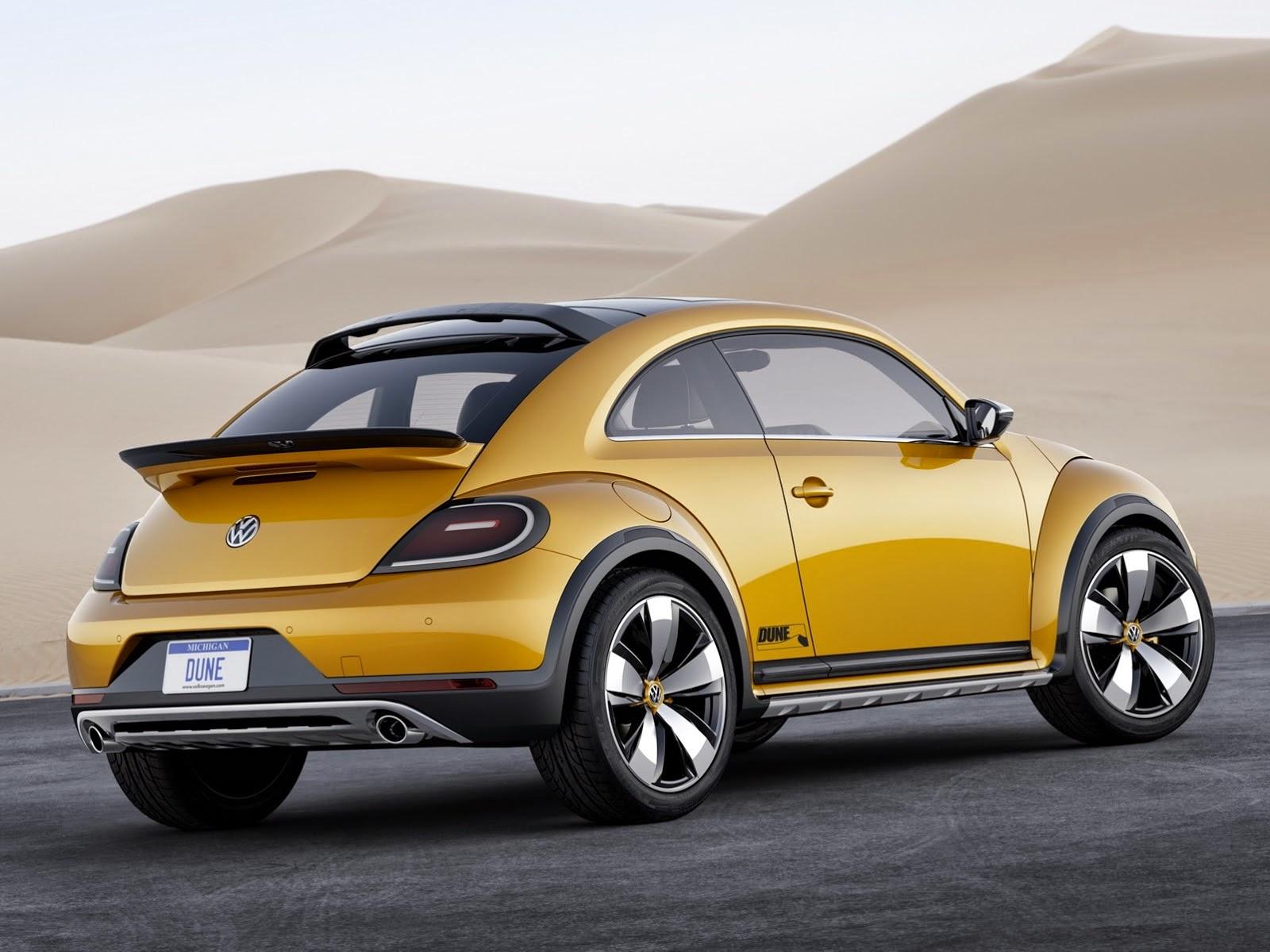 Crossover Modasına VW Beetle'da Uyacak - Sekiz Silindir