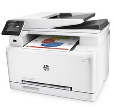 HP Colour LaserJet Pro MFP M277dw Driver Download