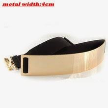 Metallic Belt