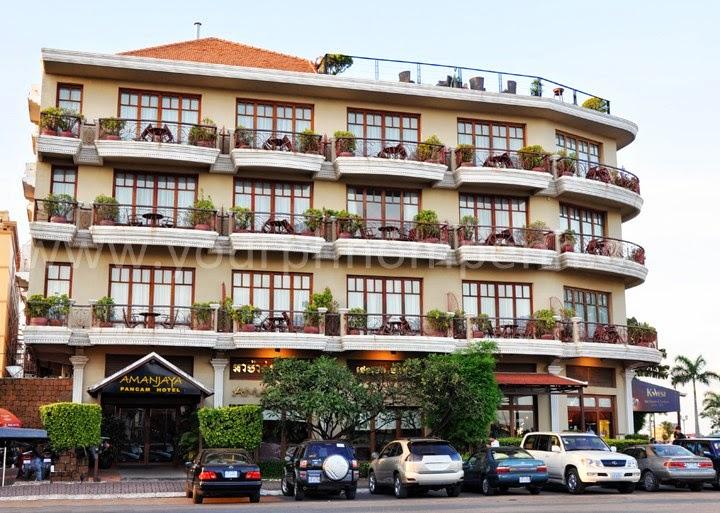 Amanjaya Pancam Hotel, Phnom Penh
