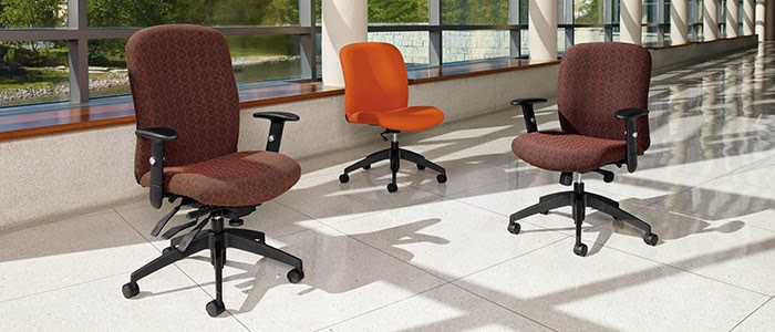 Global Total Office Truform Chairs