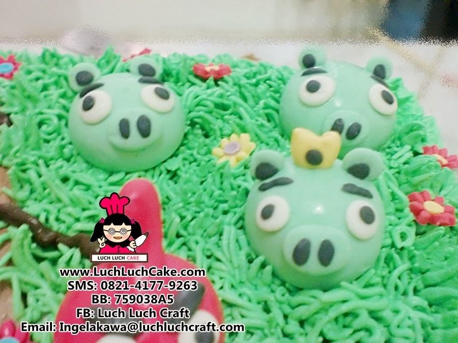 jual kue tart ulang tahun angry bird