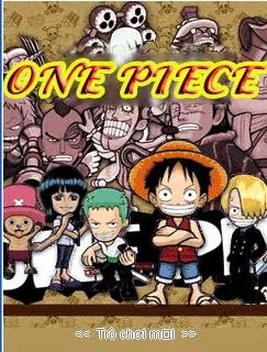 Game One Piece - Vua Hải Tặc Việt Hóa