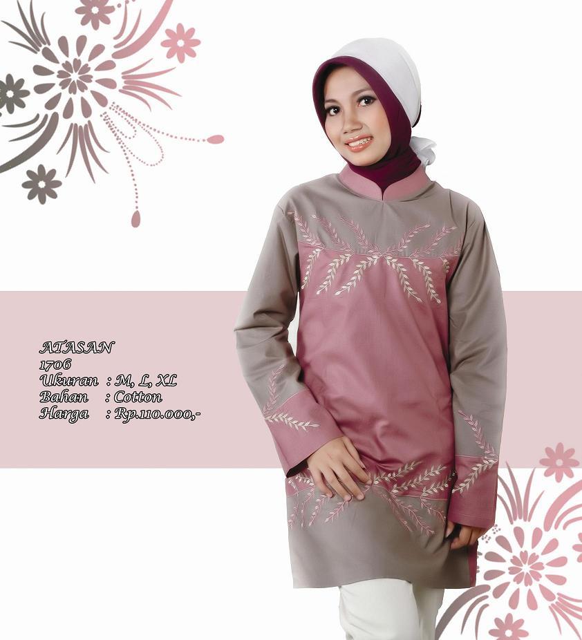 Fashion Baju Gamis Muslim Murah Trend 2013 Baju Gamis