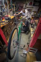 Tandem Repair Bicycle