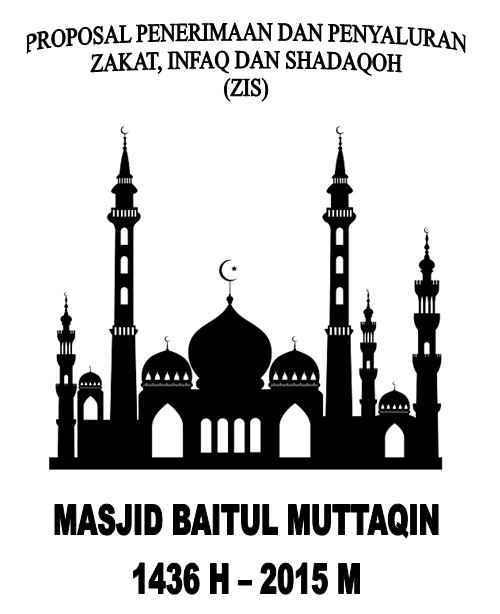 Proposal Zakat Infaq Dan Shodaqoh Ramadhan 1436 H Kesehatan Untuk