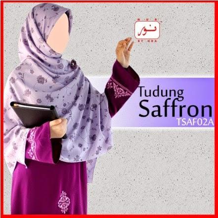 tudung saffron labuh untuk muslimah harga murah fesyen tudung terkini