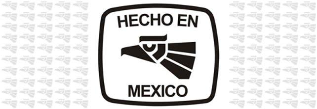 Producto orgullosamente Mexicano