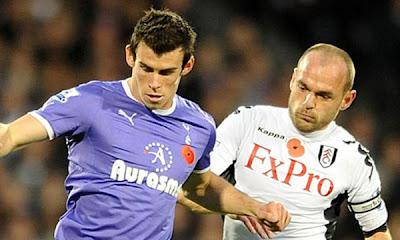 Fulham 1 - 3 Tottenham Hotspurs (3)