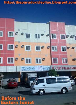CBD Plaza Hotel, Naga City