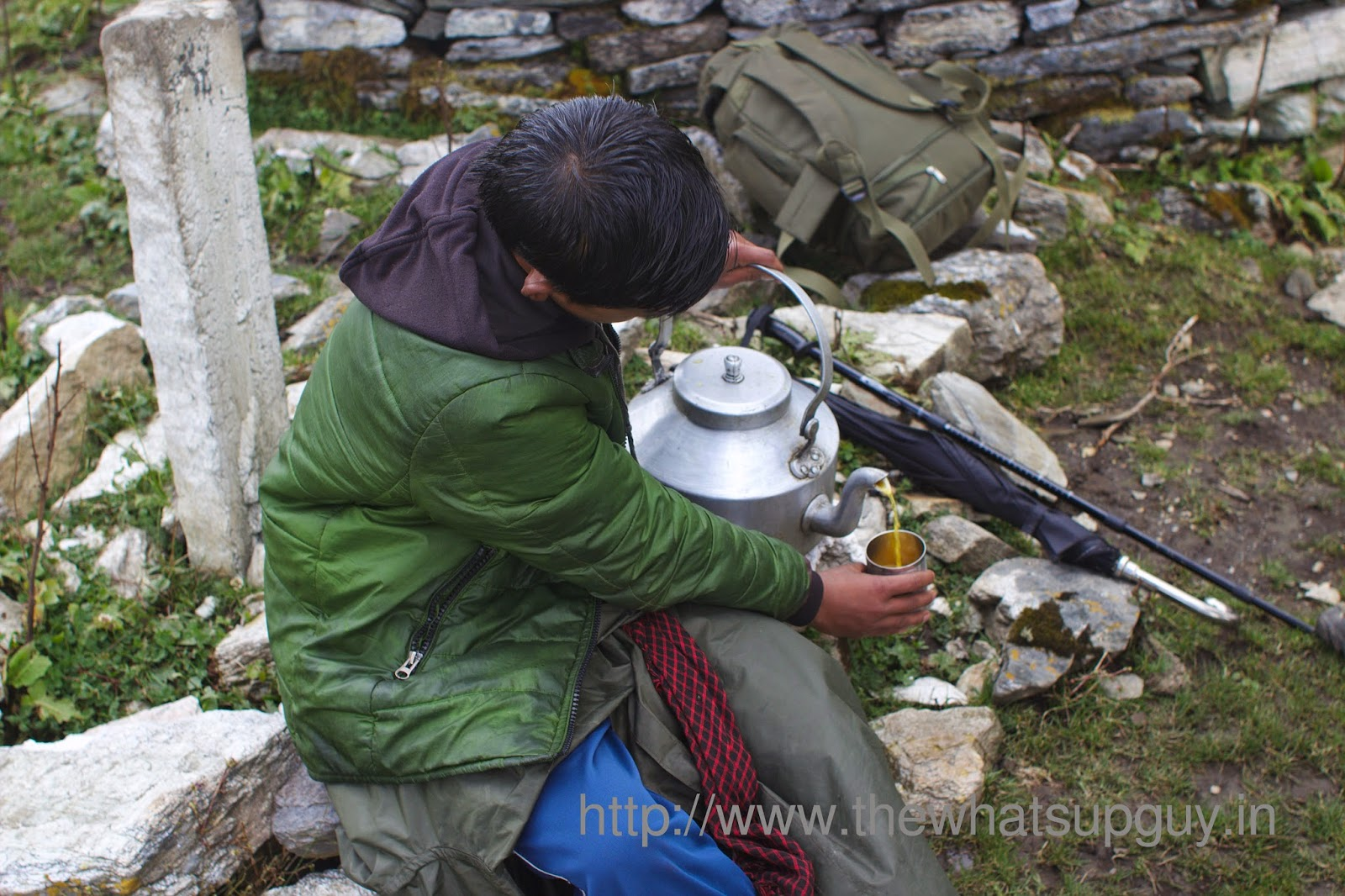 Ali-Bugyal-Rasna-Roopkund-Trek-With-India-Hikes-Day-2