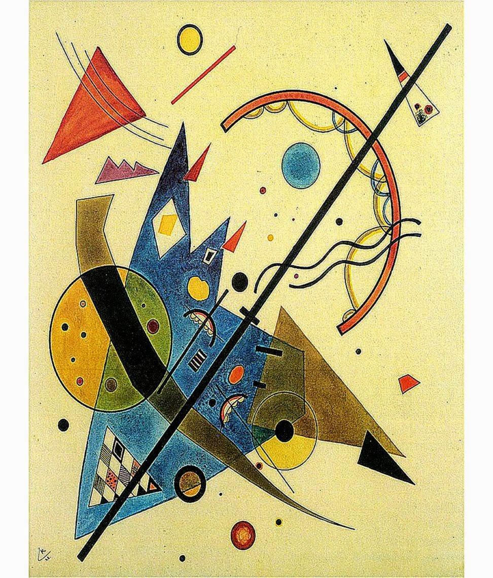 Kandinsky Paintings Hd Wallpapers   Shoutot