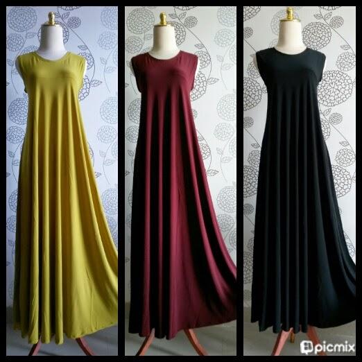 Baju Gamis Muslim Trend 2016 Grosir Gamis Murah Terbaru