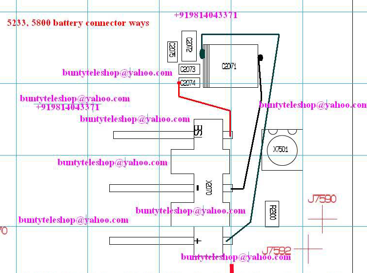 Pin Out 5233 http://mobilesrepairhelp.blogspot.com/2012/02/nokia-5233-battery-connector-ways.html