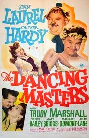 The Dancing Masters (released in 1943) - Starring Laurel and Hardy