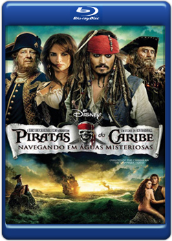 Piratas do Caribe 4 Navegando em Águas Misteriosas Dublado HD