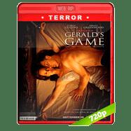 El juego de Gerald (2017) WEBRip 720p Audio Dual Latino-Ingles