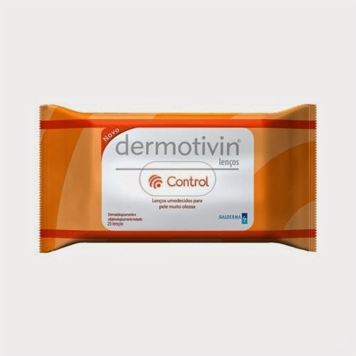 Dermotivin Control Lenços